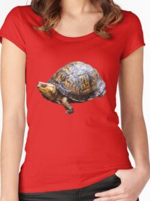 Slow Roller Women's Fitted Scoop T-Shirt
