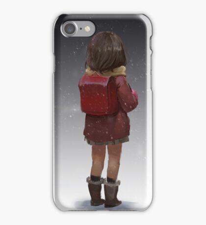 Kayo Hinazuki iPhone Case/Skin