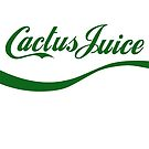 Cactus Juice (Green) by iamthevale