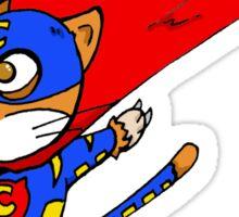 Supercat II Sticker