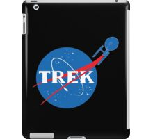 TREK iPad Case/Skin