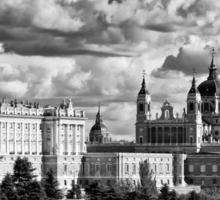 MADRID 04 Sticker