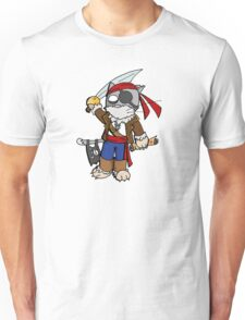 Pira cat (chat pirate) Unisex T-Shirt