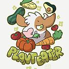 Plant Eater by Clair C