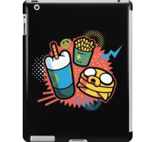 Adventure Meal iPad Case/Skin