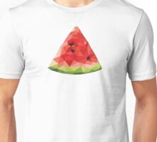 Poly Watermelon Unisex T-Shirt