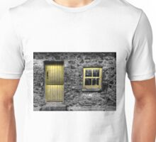 Bird in the Window Unisex T-Shirt