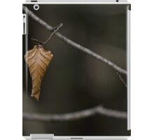 About to drop. iPad Case/Skin