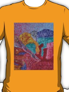 037 Abstract Thought T-Shirt