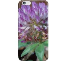 Last of the Clover iPhone Case/Skin