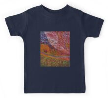 036 Abstract Thought Kids Tee