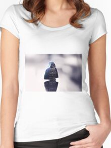 Lord Vader.  Women's Fitted Scoop T-Shirt