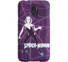Spider-Gwen Samsung Galaxy Case/Skin
