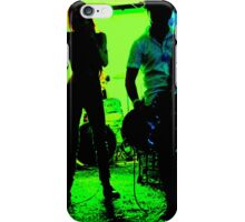 Green Garage Gig iPhone Case/Skin