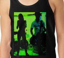 Green Garage Gig Tank Top