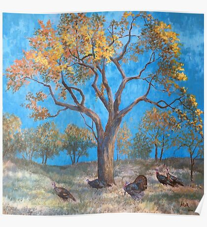 Turkeys Poster