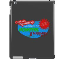 Captain Spauldings Museum of Monsters & Madmen iPad Case/Skin