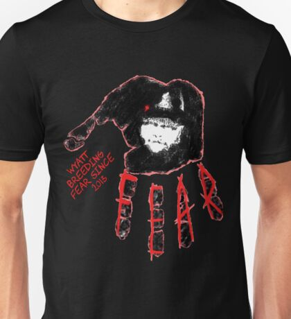 breading fear since 2013 Unisex T-Shirt