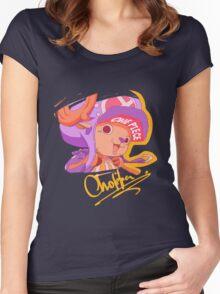 Chopper!!! Women's Fitted Scoop T-Shirt