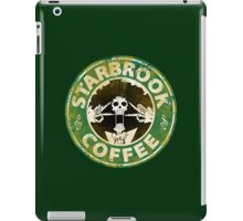 Starbrook Coffee Grunge iPad Case/Skin