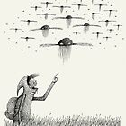 I Saw Drones by Alex G Griffiths