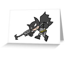 I am the NIGHT!!! Greeting Card