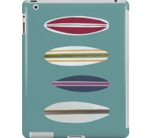 line up iPad Case/Skin