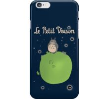 Le Petit Voisin (The Little Neighbour) iPhone Case/Skin