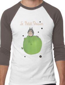 Le Petit Voisin (The Little Neighbour) Men's Baseball ¾ T-Shirt