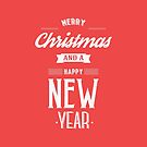 Merry Christmas Design by Mike Taylor