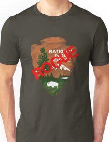ROGUE NATIONAL PARK SERVICE Unisex T-Shirt