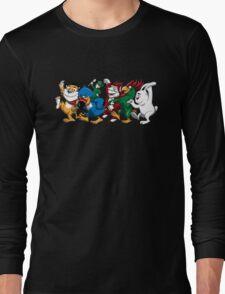 The Breakfast Rumpus Long Sleeve T-Shirt