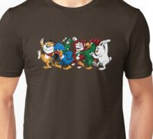 The Breakfast Rumpus Unisex T-Shirt