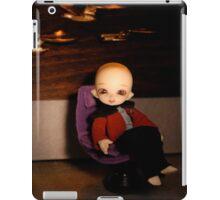 Cute Captain iPad Case/Skin