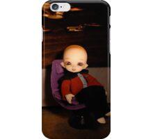 Cute Captain iPhone Case/Skin