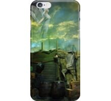 Angel of Mons iPhone Case/Skin