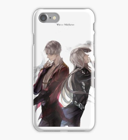 Yuri!!! On ice - Viktor Nikiforov iPhone Case/Skin