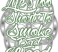 Life's Too Short 2014 by Braindead617