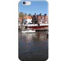 Whitby Swing Bridge North Yorkshire  iPhone Case/Skin