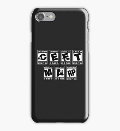 ESRB iPhone Case/Skin