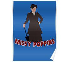 Missy Poppins Poster