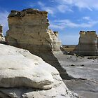 Monument Rocks by CarolM