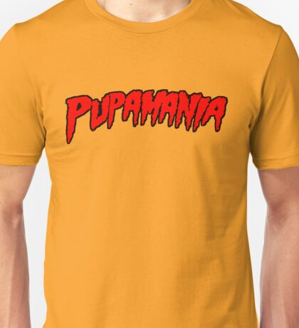 Pupamania RED Unisex T-Shirt