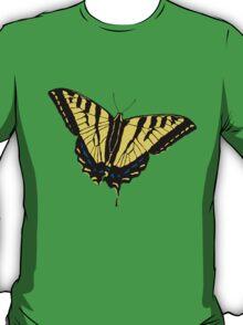 Stylized Butterfly T-Shirt