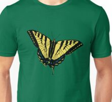 Stylized Butterfly Unisex T-Shirt