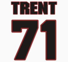 NFL Player Trent Williams seventyone 71 by imsport