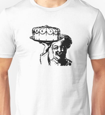 Drawing Unisex T-Shirt