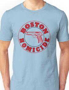 Boston Homicide - Rizzoli And Isles | Baseball Sleeve Unisex T-Shirt