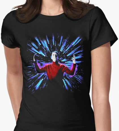 Sagan EGA Womens Fitted T-Shirt