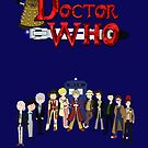 Doctor Who Time by iamthevale